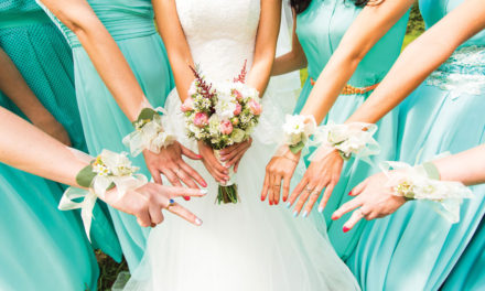 Guide to being the perfect bridesmaid
