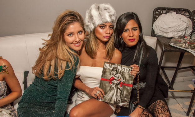 Fashion Event at 180 Skytop Lounge 12/11/2017