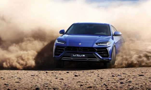 The World's First Super Sport Utility Vehicle