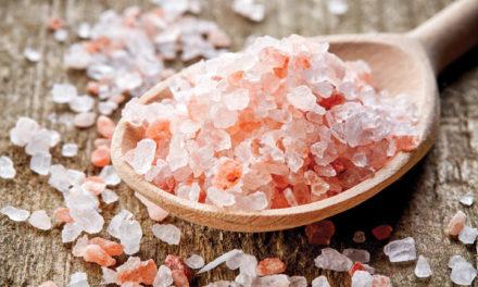 Drinking Pink Salt (Sole)